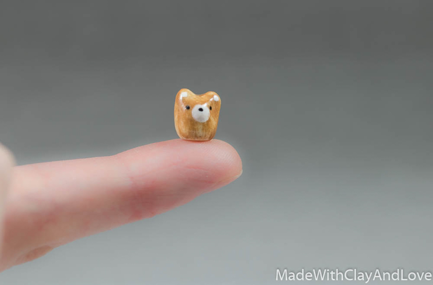 Super cute miniature sculptures of animals