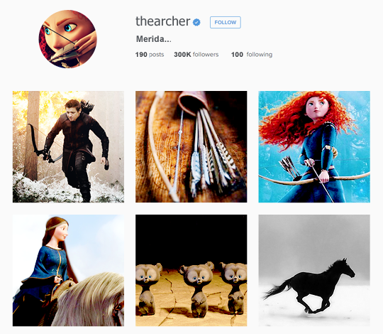 Merida instagram
