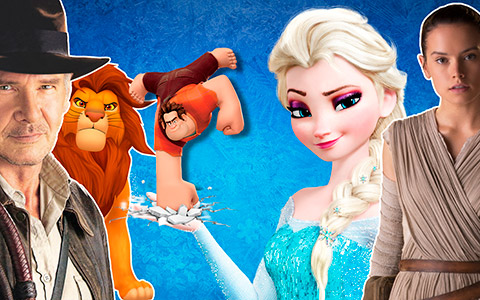 Release dates for thre upcoming Disney films: Frozen 2, The Lion King, Gigantic, Ralph 2 and more