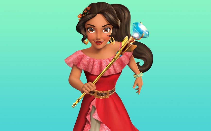 Elena of Avalor wallpaper