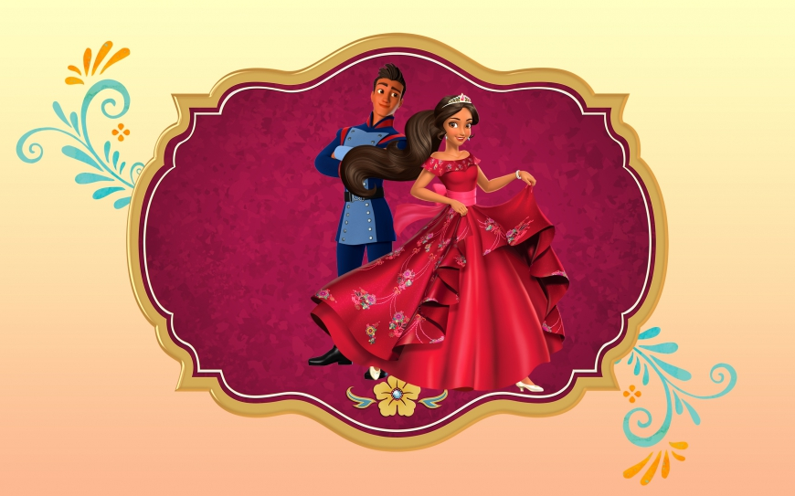 Elena of Avalor princess Elena and Gabe