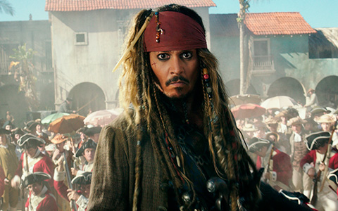 New HD stills from Pirates of the Caribbean 5