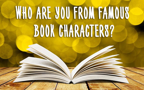 Quiz: Who are you from famous teenage book characters?