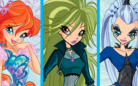 Quiz: Are you Winx or Trix?