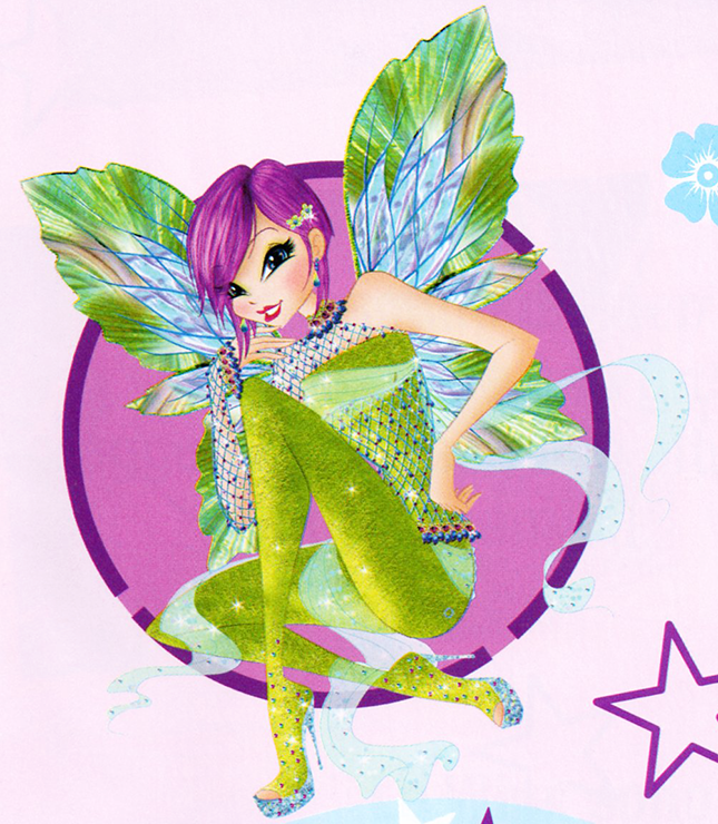 Tecna Dreamix  World of Winx