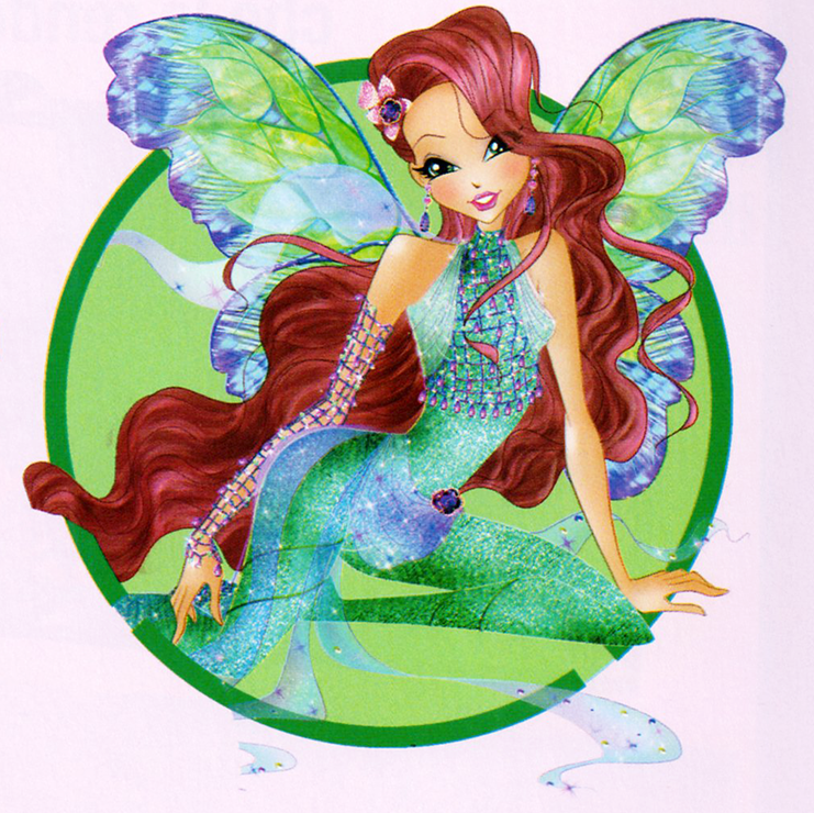 Aisha Dreamix  World of Winx