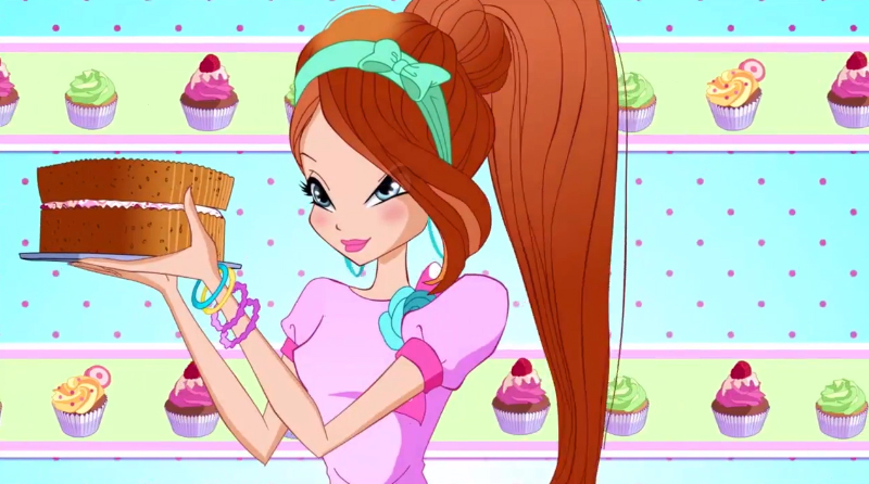World of Winx season 2: Winx in super sweet strawberry outfits