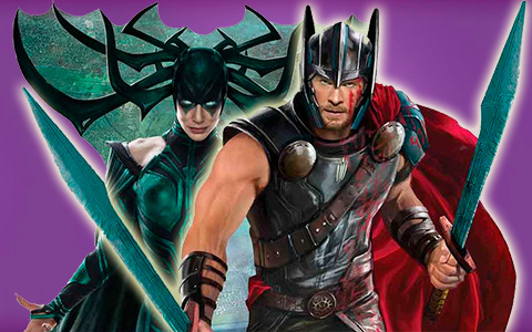 Thor Ragnarok: New pictures of Hulk, Hela, Skurge, Valkyrie and others
