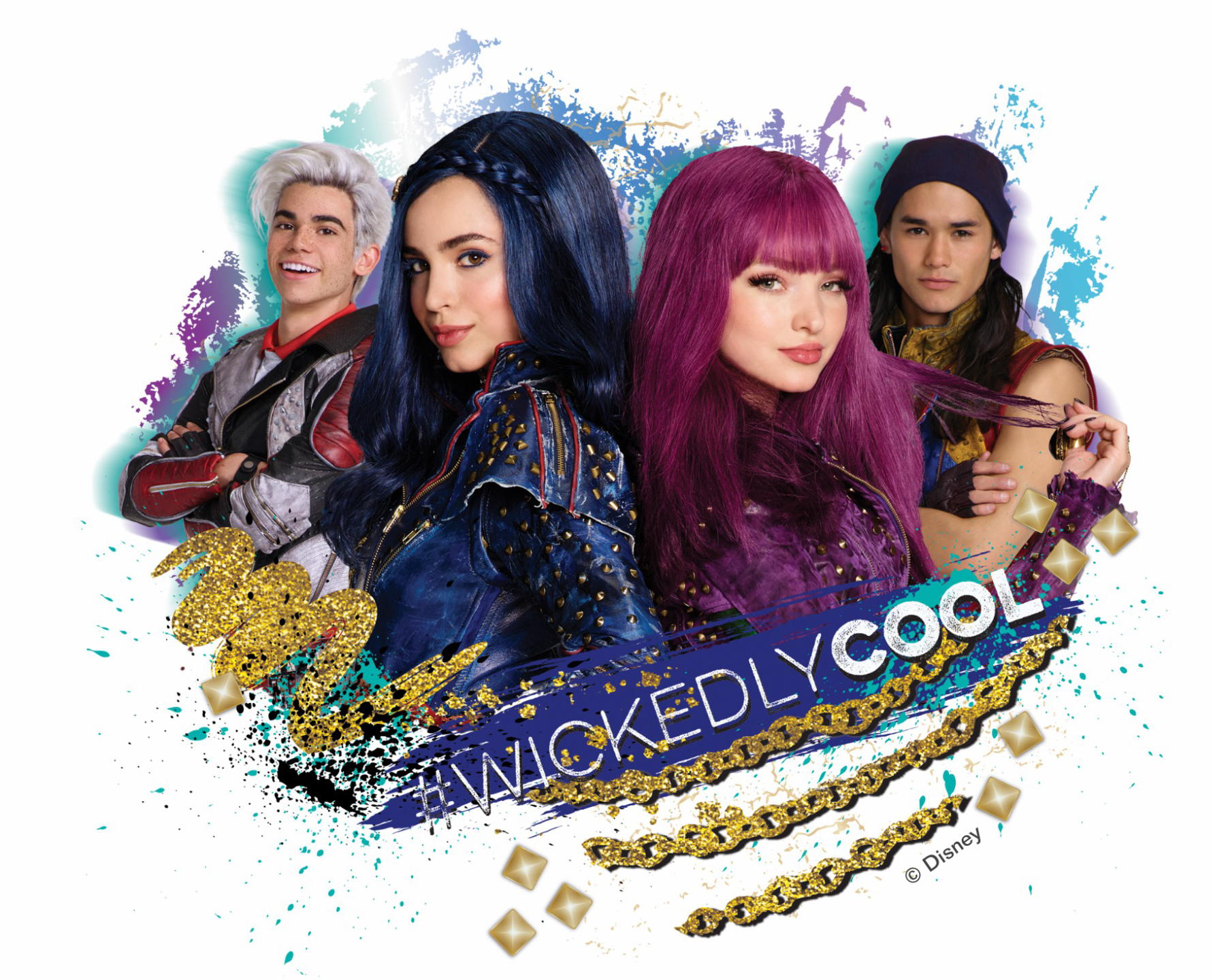 new high quality disney descendants 2 promo pictures youloveit com