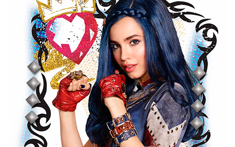 New high quality Disney Descendants 2 promo pictures