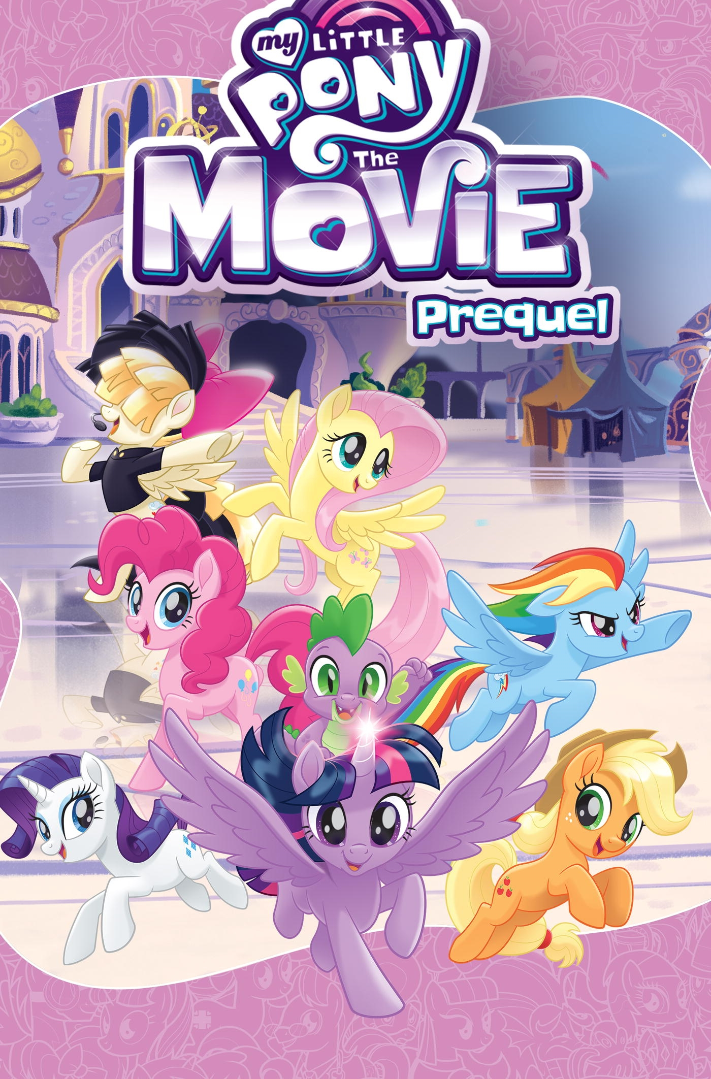 my little pony the movie new big promo images and designs