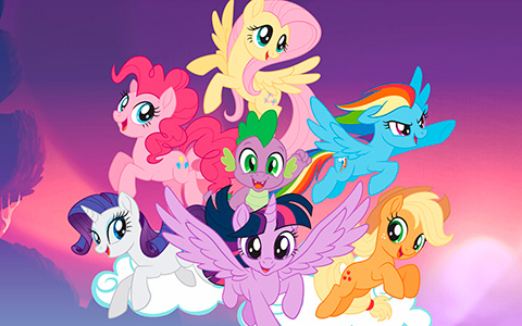 My Little Pony The Movie: New big promo images and designs pictures