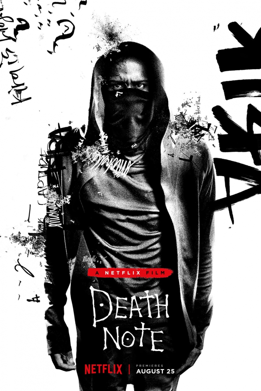 Death Note Movie L