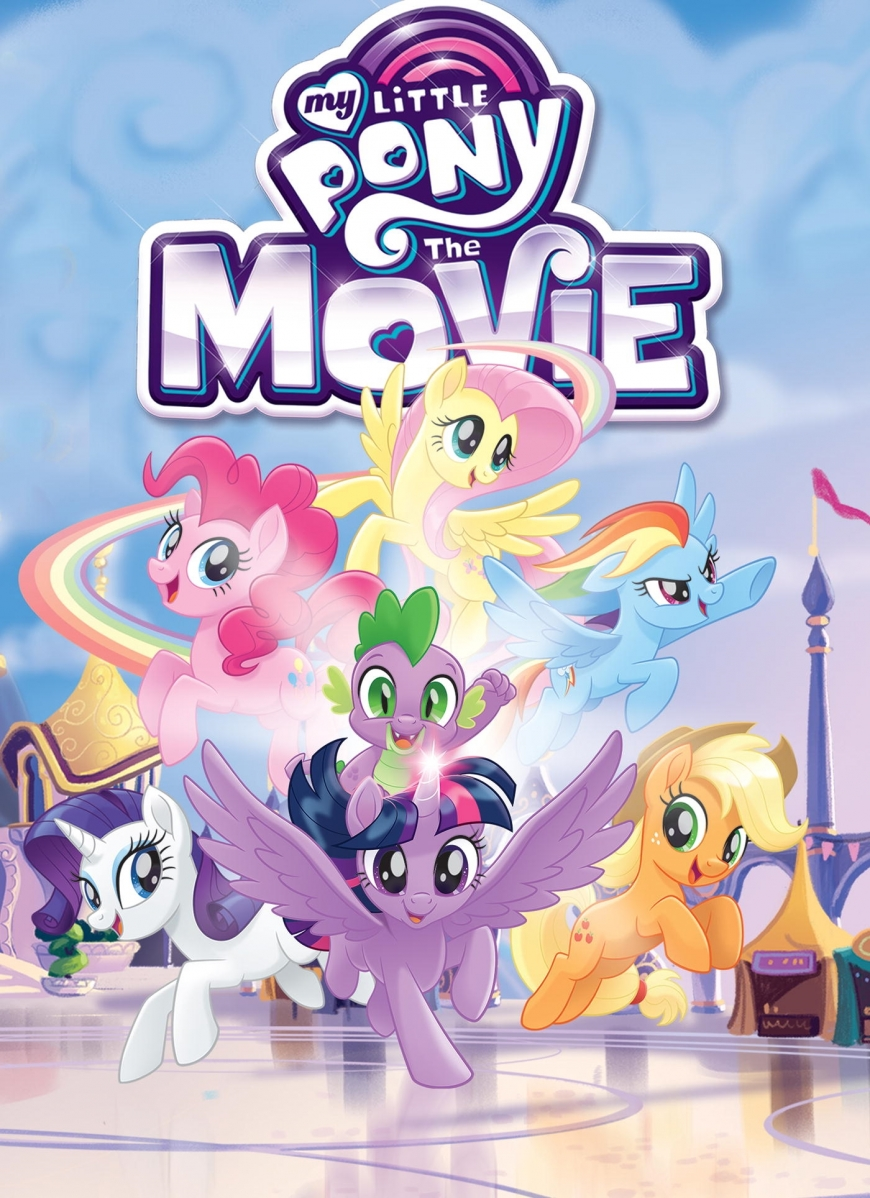 My Little Pony The Movie: New big promo images and designs ...
