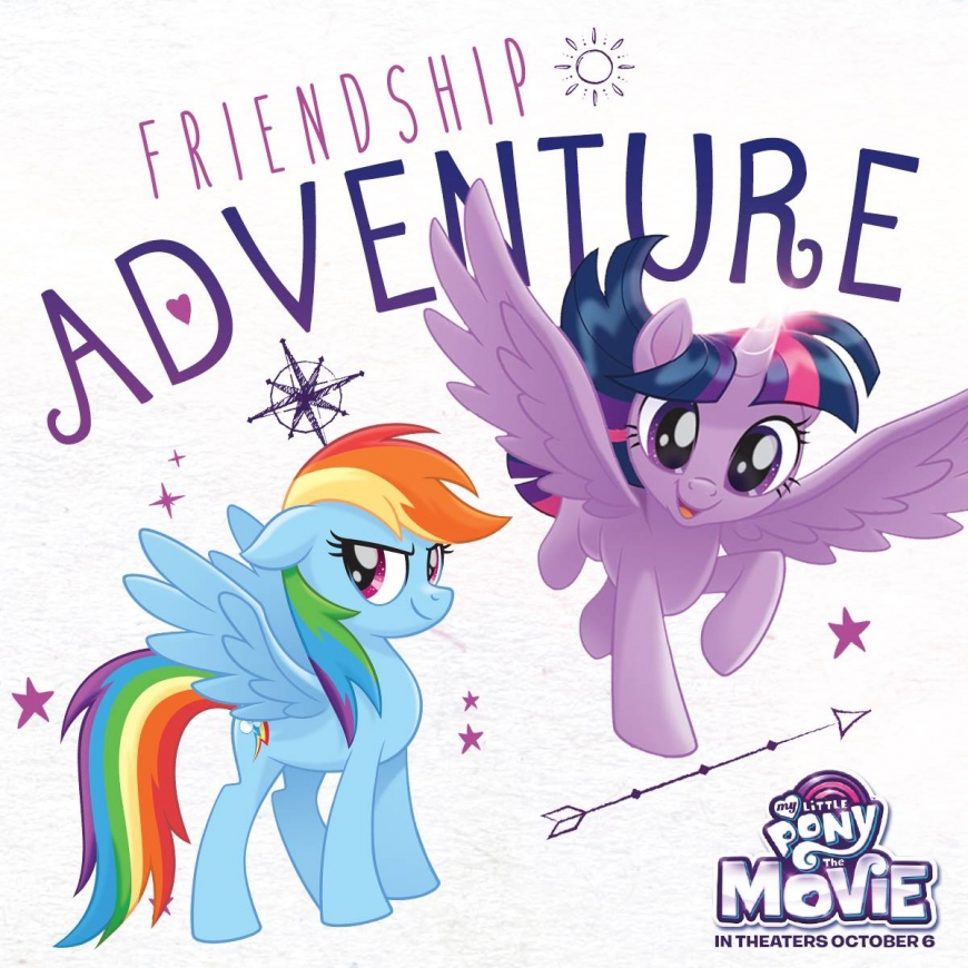 My Little Pony The Movie image