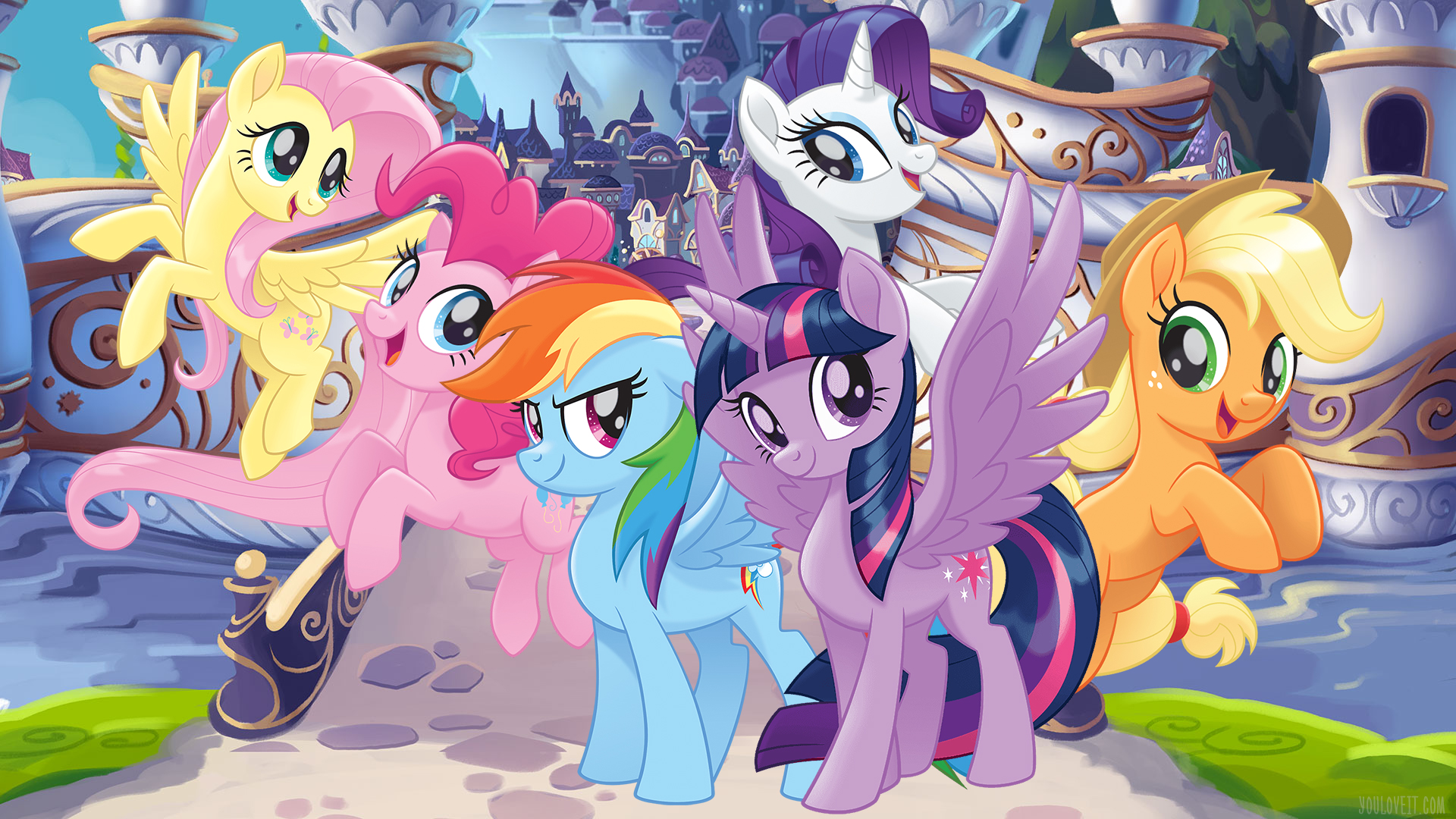 My Little Pony: O Filme e a magia da amizade nos cinemas ...