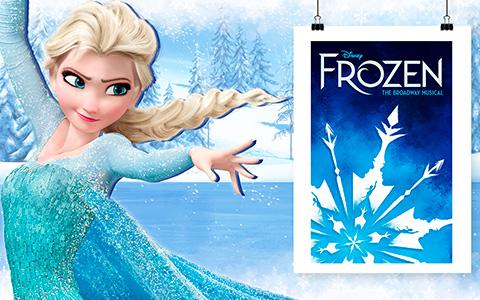 frozen new song