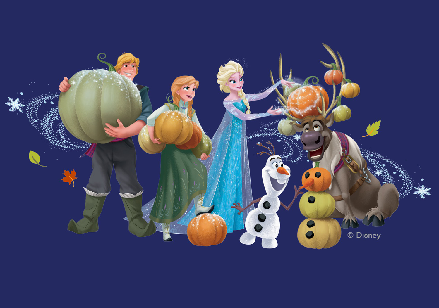 Disney frozen new official pictures for 2017 2018 - Disney halloween images ...