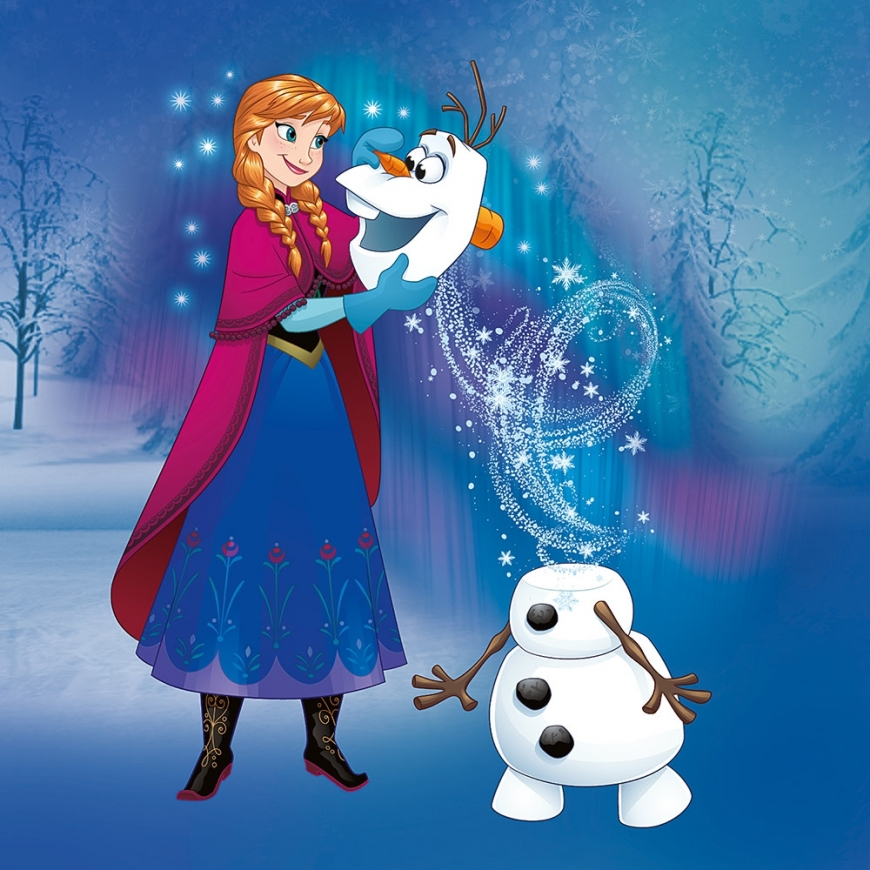 Frozen new pictures 2017-2018