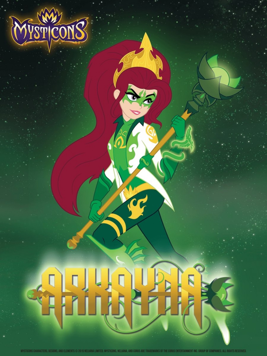 Beautiful Mysticons posters - YouLoveIt.com