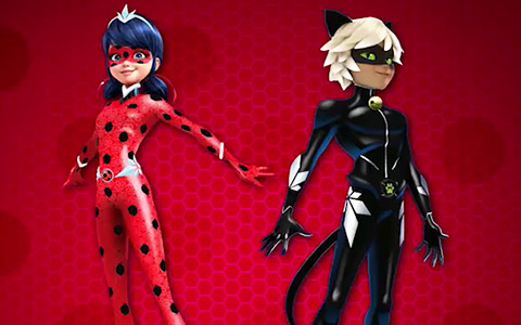 Miraculous Ladybug Season 2: New Transformations of Ladybug and Cat Noir