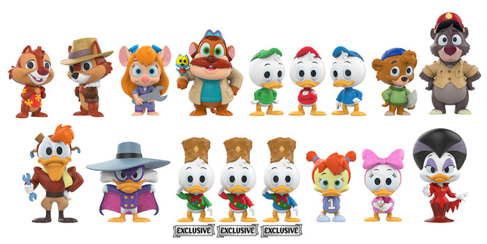 Want Them All Disney Afternoon Collection In Funko S