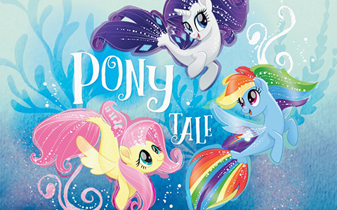 My Little Pony The Movie: New seaponies (mermaids) pictures