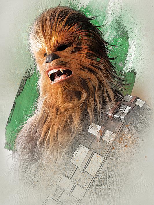 Star Wars Bb8 Droid >> New beautiful promo art for Star Wars: The Last Jedi