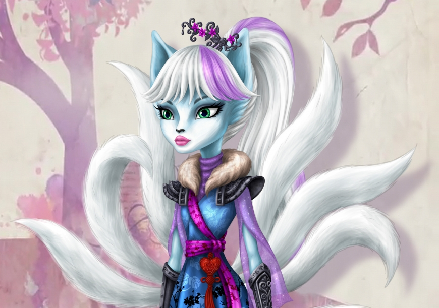 Monster High Euna