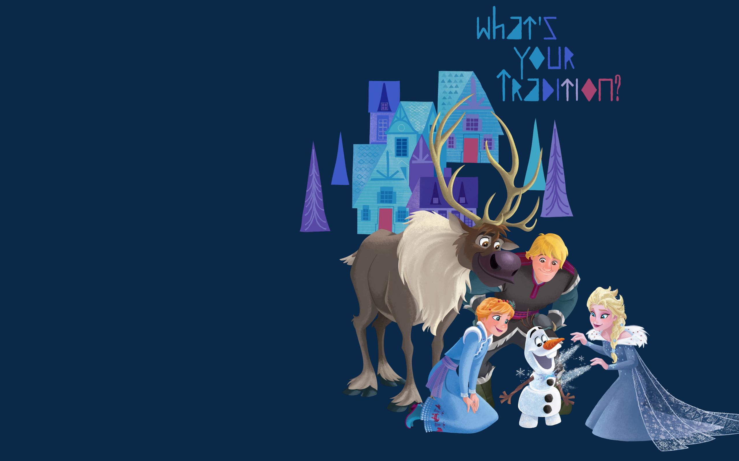 OlafS Frozen Adventure