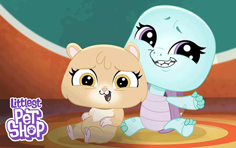 Have you seen teaser for the upcoming Littlest Pet Shop reboot?