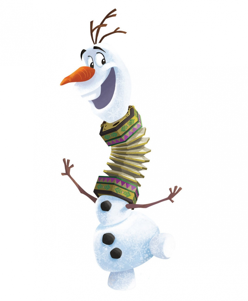 Holiday Olaf