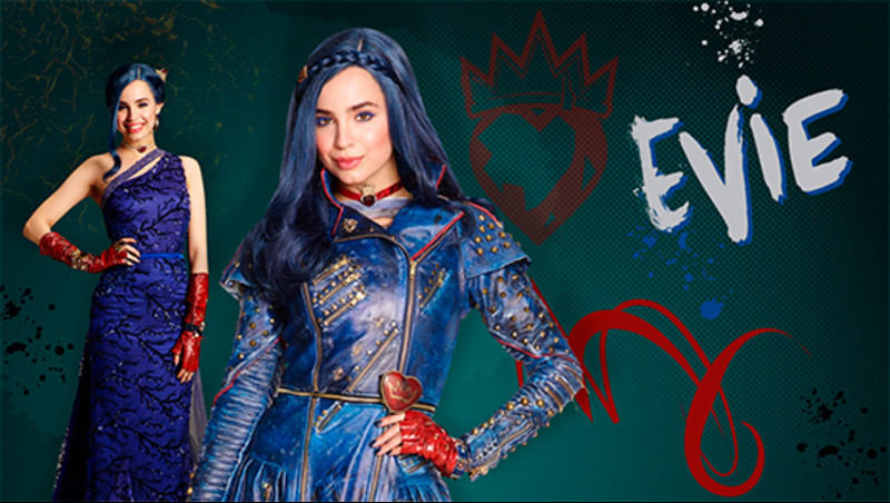 Disney Descendants 2 Evie