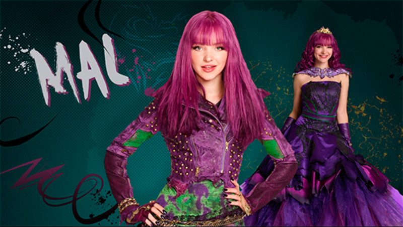 Disney Descendants 2 Mal