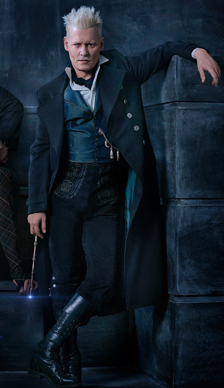 Fantastic Beasts 2 The Crimes of Grindelwald theory Grindelwald