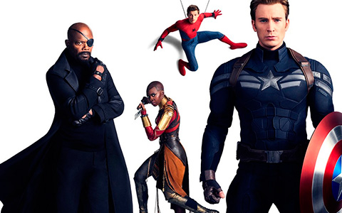 Cool Marvel Universe heroes photo shoot: Avengers, Guardians of the Galaxy, Doctor Strange, Thor, Black Panther and more