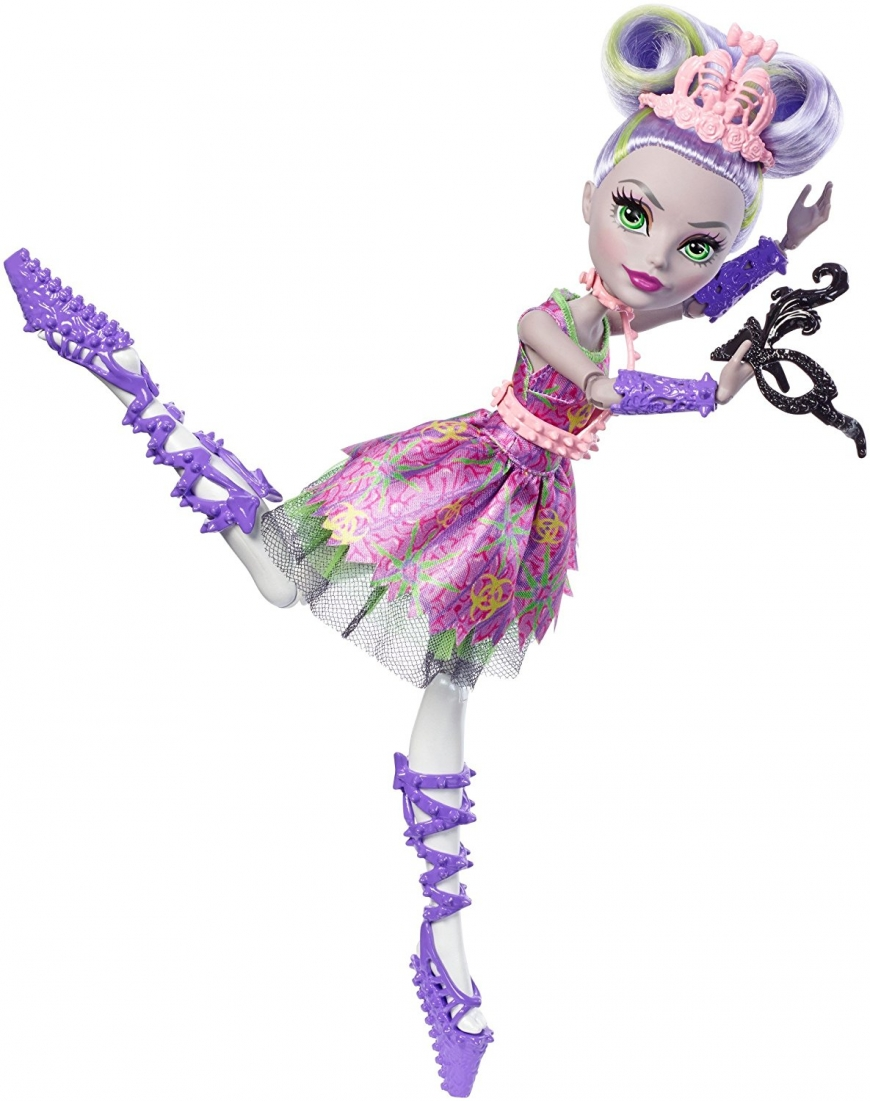 Monster High Ballerinas dolls