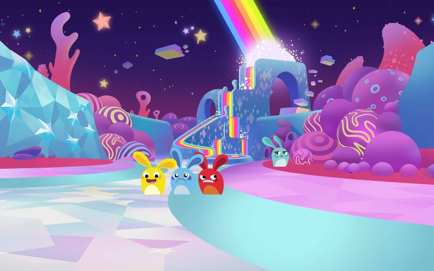 Hanazuki wallpapers big new and cute 2560 x 1600