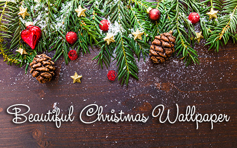 Super Big and Beautiful Christmas photos that you can use as wallpapers