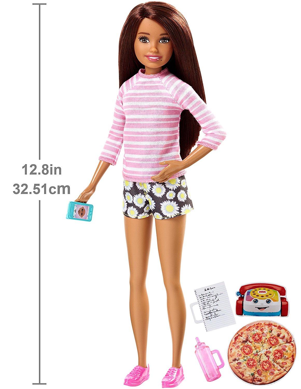 New Barbie Dolls 2018 Babysitter Graduation Day