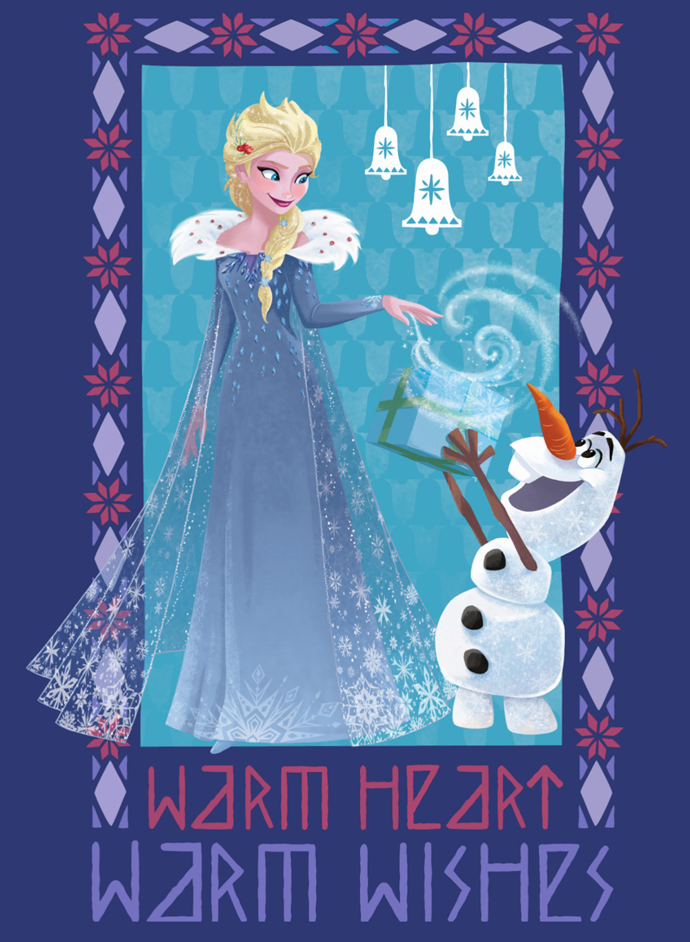 Disney Christmas Cards - YouLoveIt.com