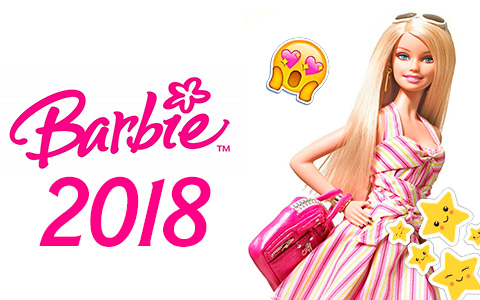 New Barbie Collector dolls 2018!