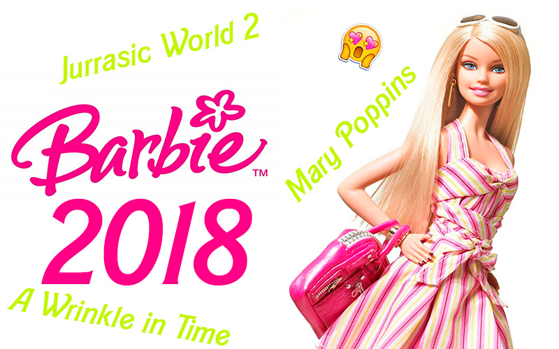 New Barbie collector dolls list 2018