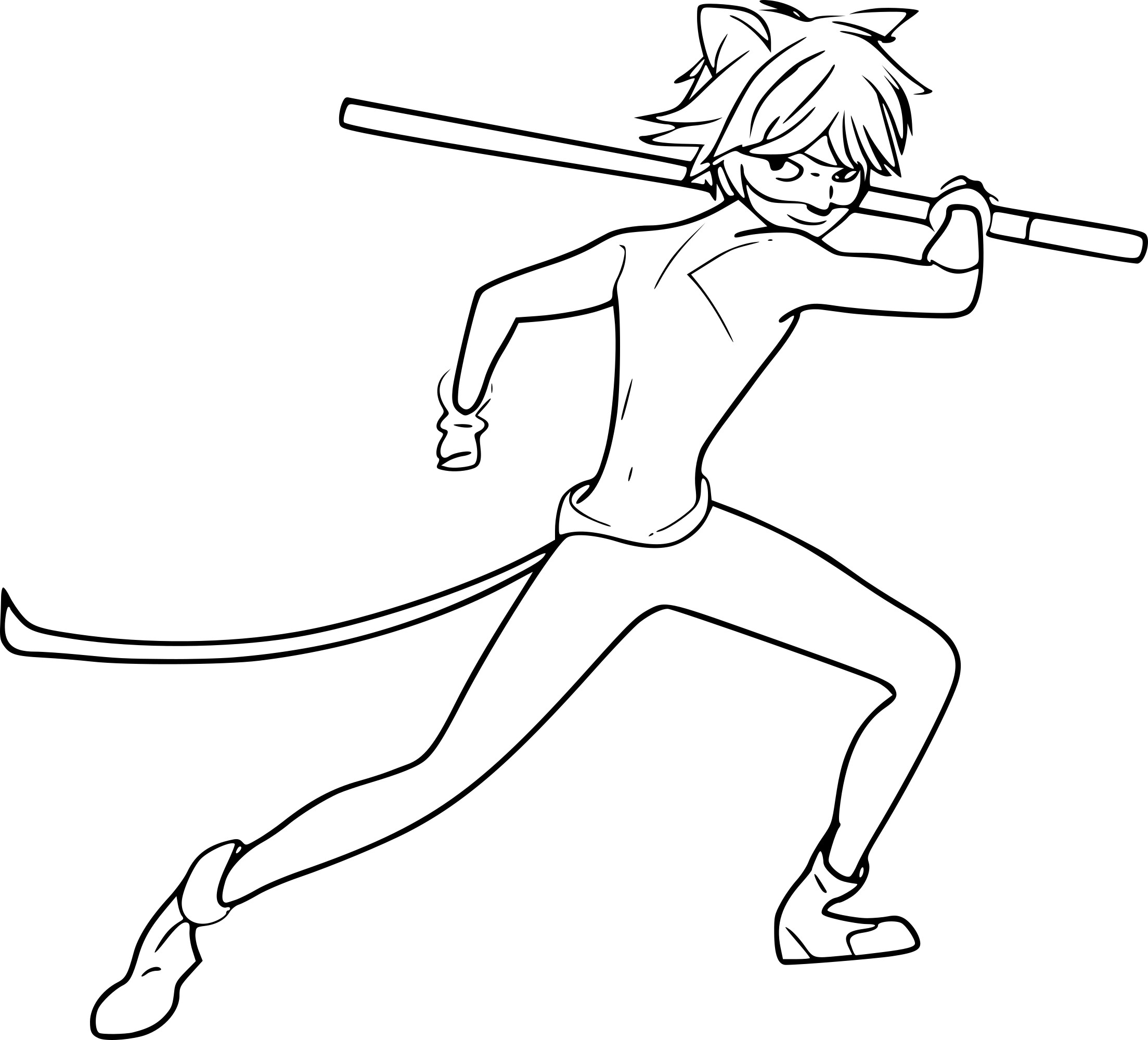 Miraculous Ladybug coloring pages - YouLoveIt.com