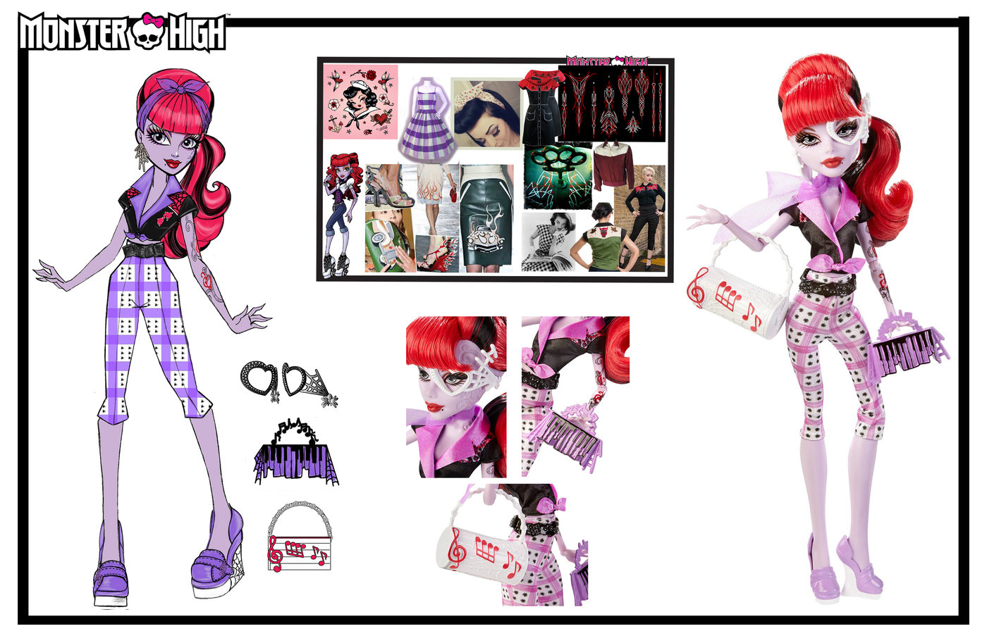 Monster Art Hi4gh C A Cupid From Ever After High And Monster High