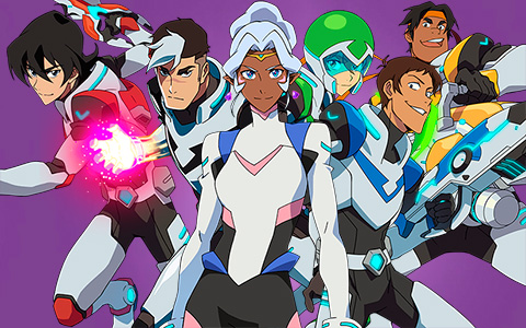 Quiz: Who are you from the Paladins of Voltron?