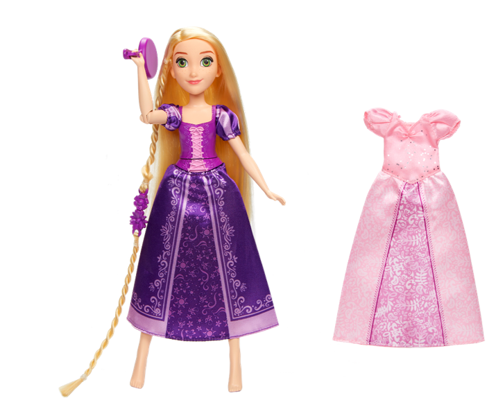 DISNEY PRINCESS FEATURE FASHION Doll Assortment