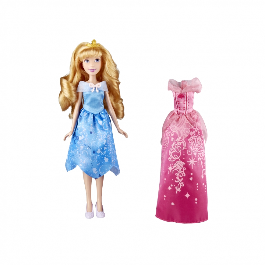 DISNEY PRINCESS EXTRA FASHION DOLL Hasbro