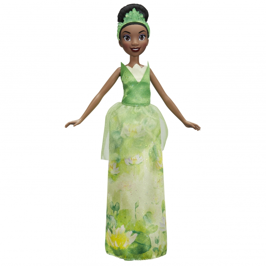 DISNEY PRINCESS ROYAL SHIMMER FASHION Dolls