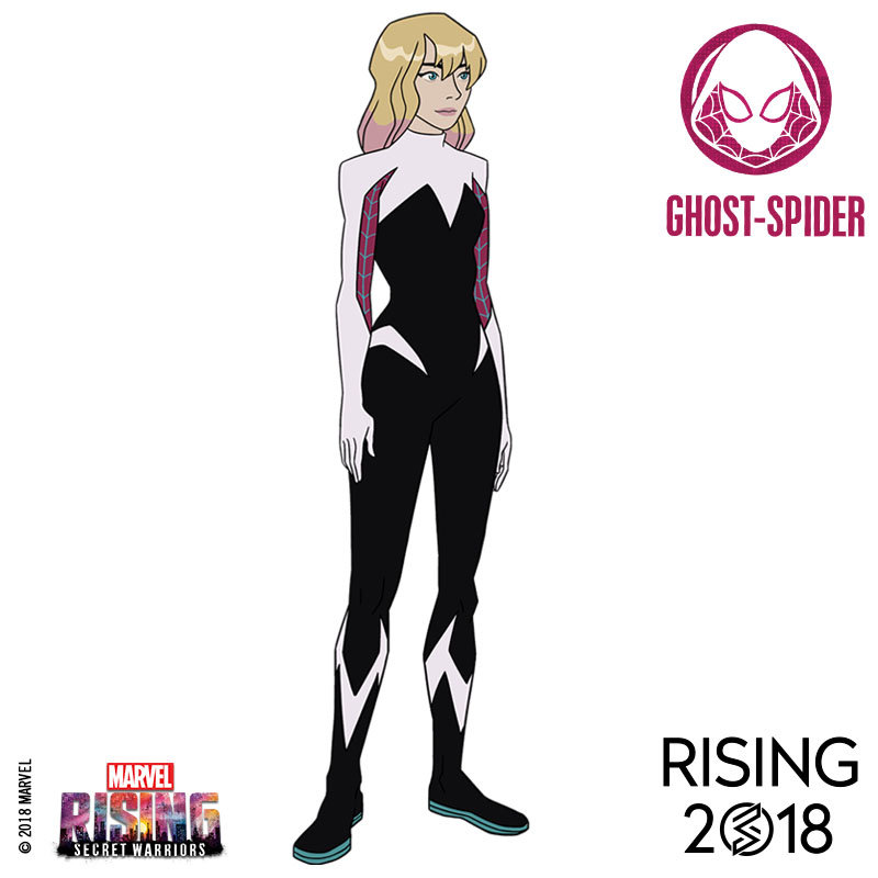 Marvel Rising Ghost-Spider